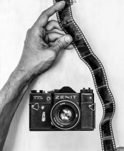 ظهور فیلم سیاه و سفید